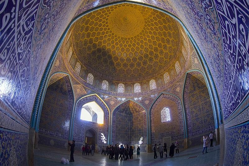 مسجد شیخ لطفالله