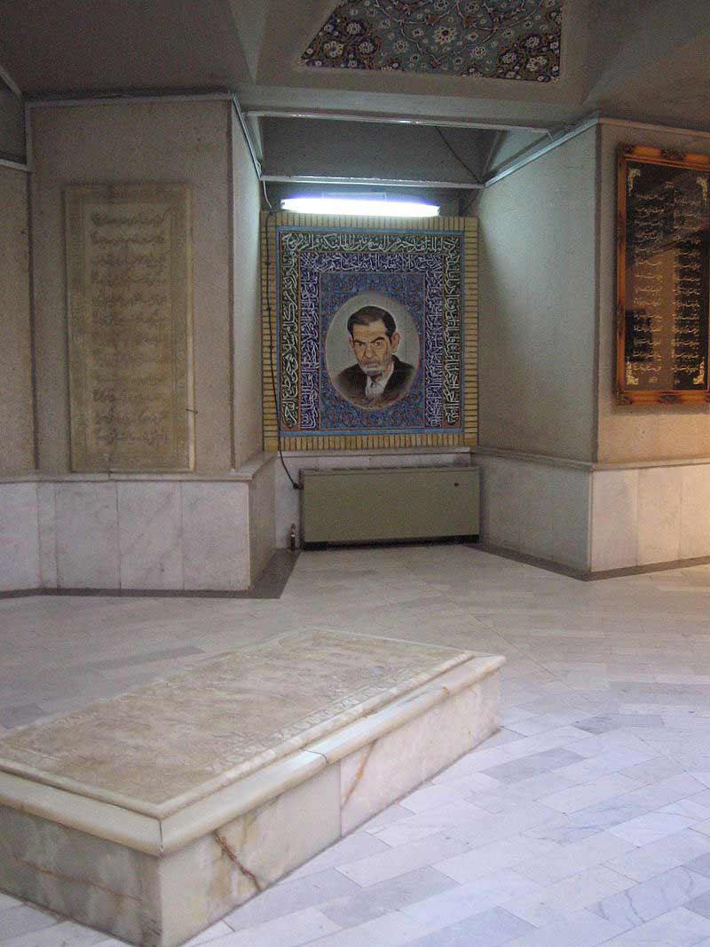 مقبرهٔ شهریار