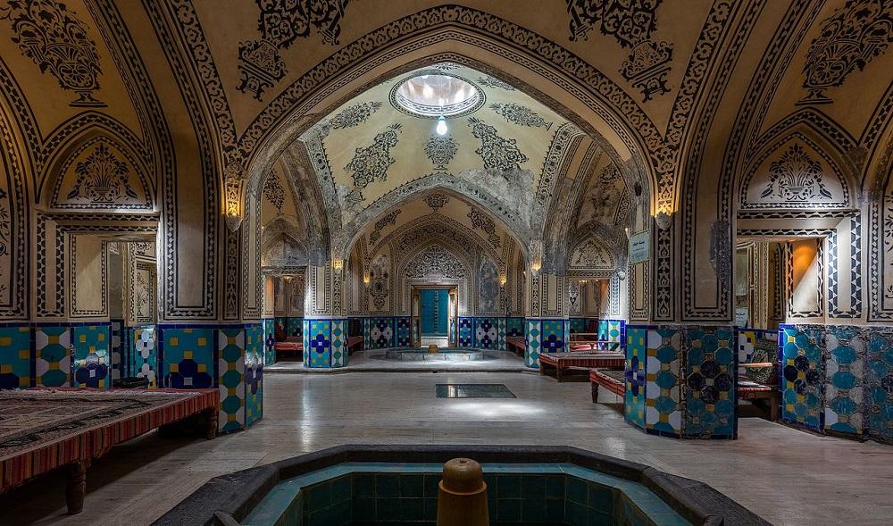 حمام سلطان امیراحمد