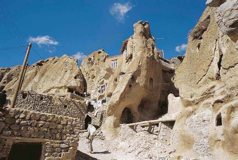 روستای تاریخی طبیعی کندوان