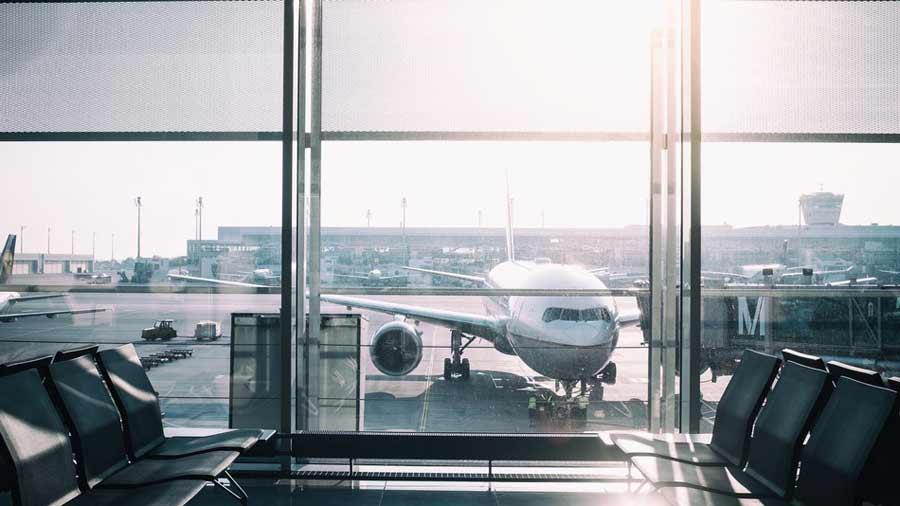 مراحل سوار شدن به هواپیما