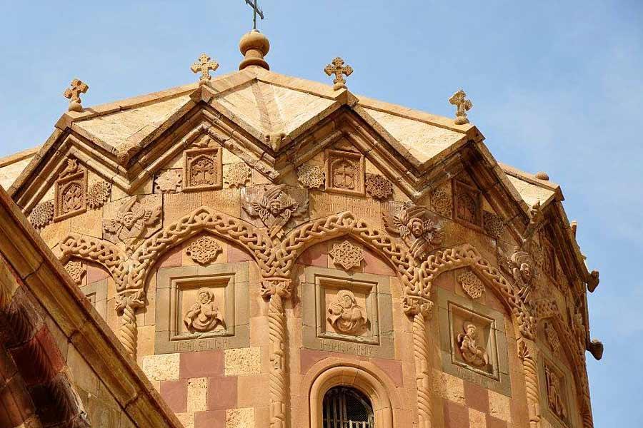 مجموعه کلیساهای آذربایجان شرقی