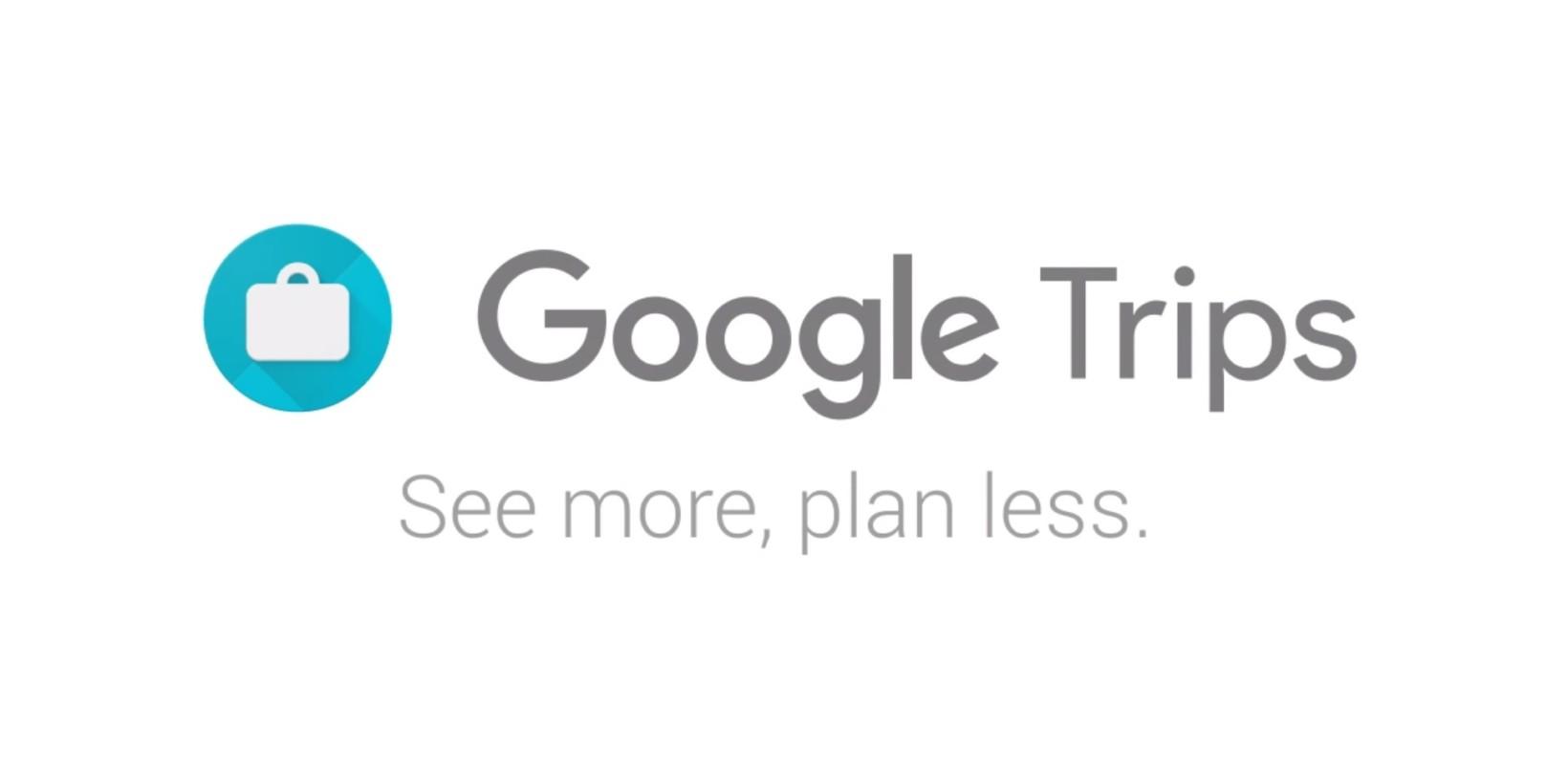 اپلیکیشن گوگل تریپس | Google Trips